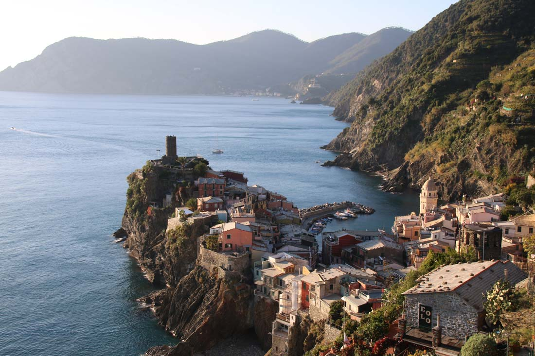 Cinque Terre, the Land of One Million Steps