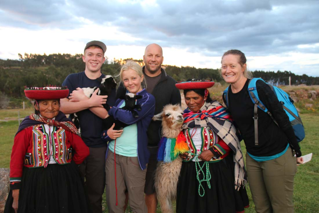 Wineless flights, Andean people, Ancient ruins, Duality…Find it all in Peru
