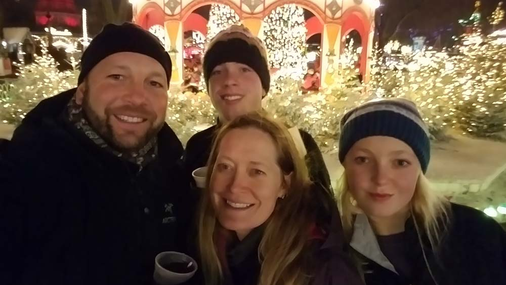 Copenhagen for Christmas